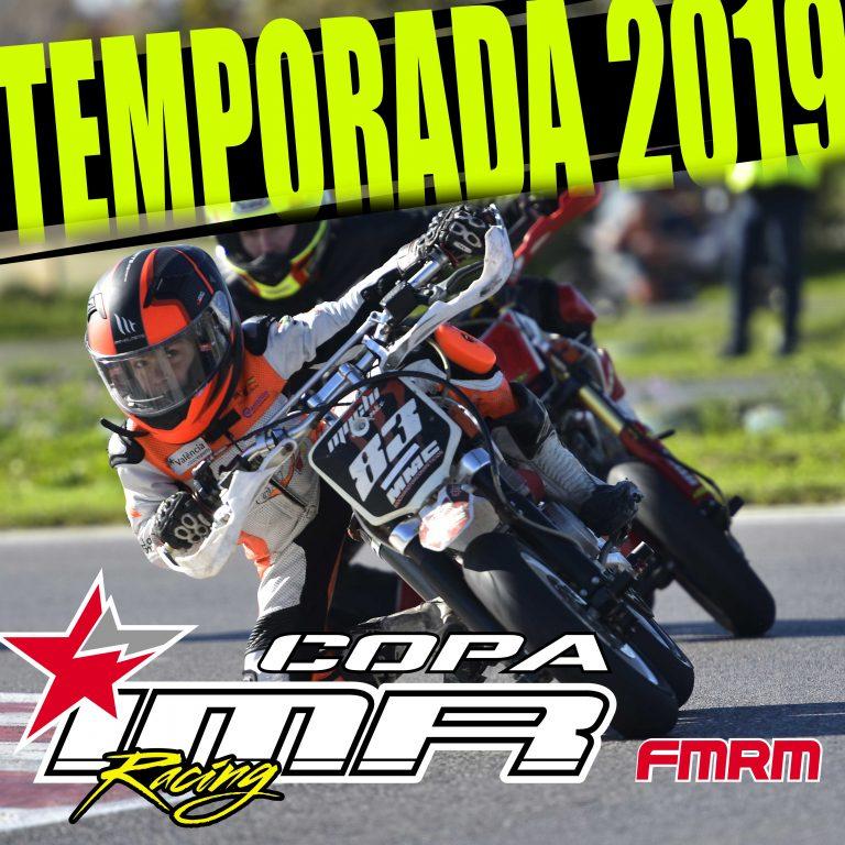 ¡INSCRIPCIONES ABIERTAS PARA LA TEMPORADA 2019 DE MINIVELOCIDAD! COPA IMR!!!