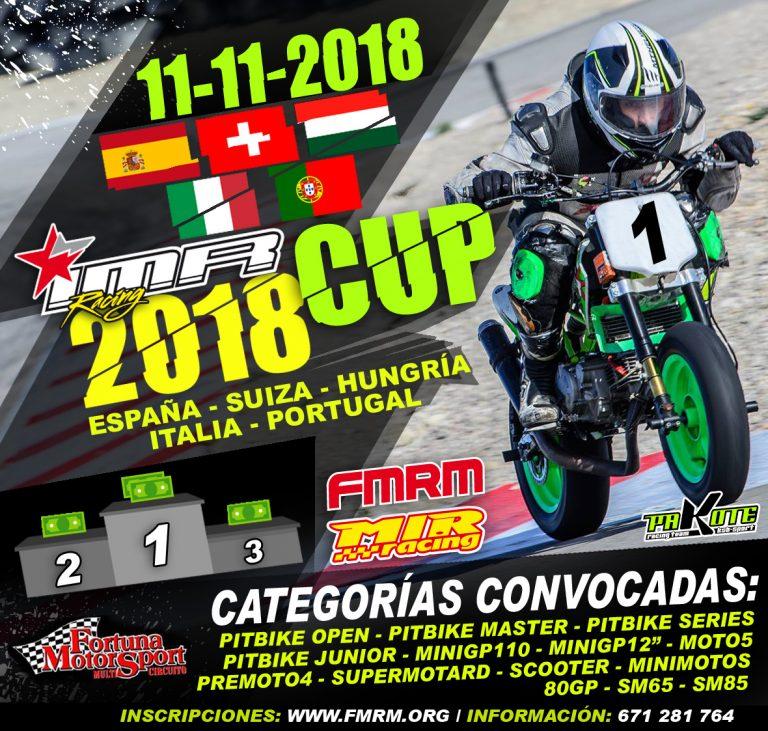 CIRCUITO DE FORTUNA 11-11-2018
